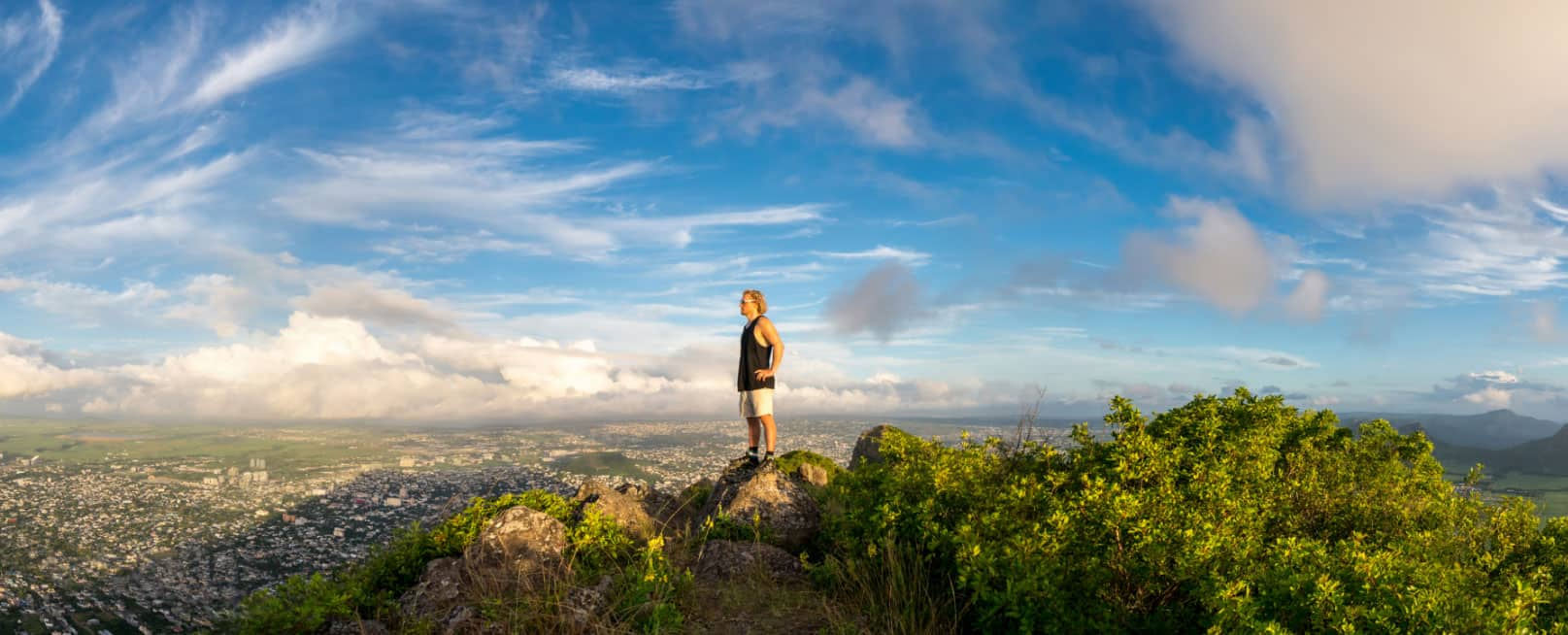 Immigrate or Emigrate to Mauritius   Explore Leisure in Nature Mountain Hiking